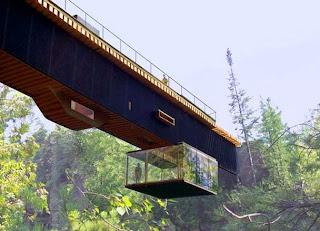 Casa puente en Estados Unidos