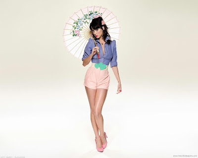 Gorgeous Katy Perry Photo Shoot