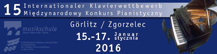Internationaler Klavierwettbewerb Görlitz / Zgorzelec