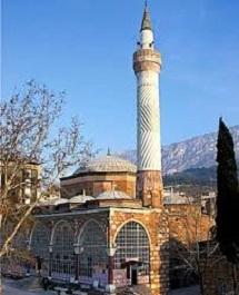 Hatuniye Cami Manisa
