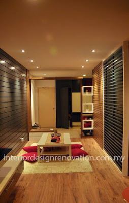 dining area renovation modern contemporary apartment kuala lumpur interior design renovation