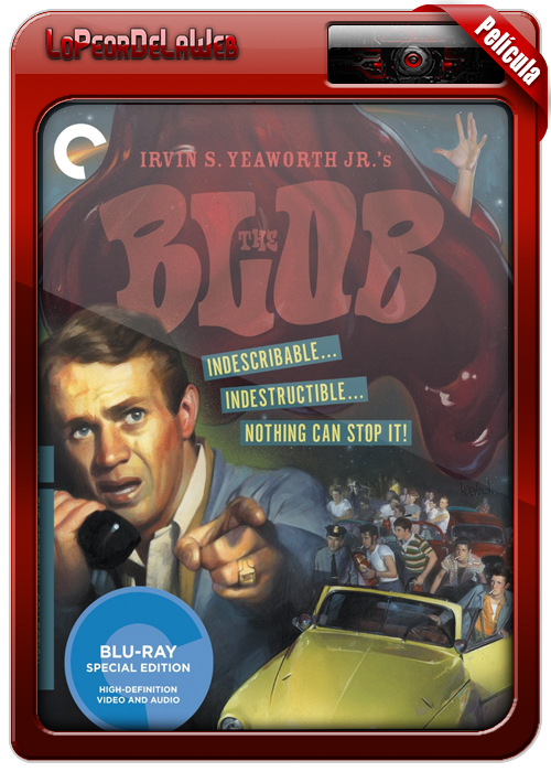 The Blob (La Masa Devoradora) (1958) [ BrRip | Mega]