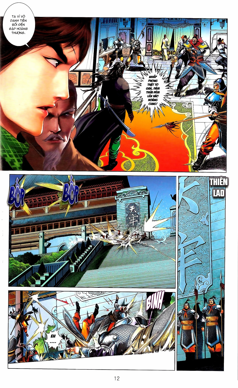 Phong Vân chap 671A Trang 12 - Mangak.info