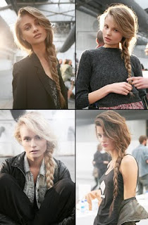 sidebraid blog1 Tranças   O Penteado do momento!