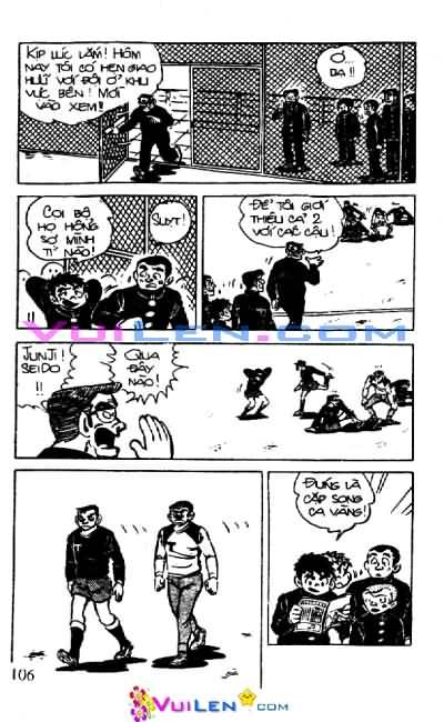 Jindodinho - Đường Dẫn Đến Khung Thành III  Tập 5 page 105 Congtruyen24h