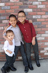 OUR THREE BOYS!!!