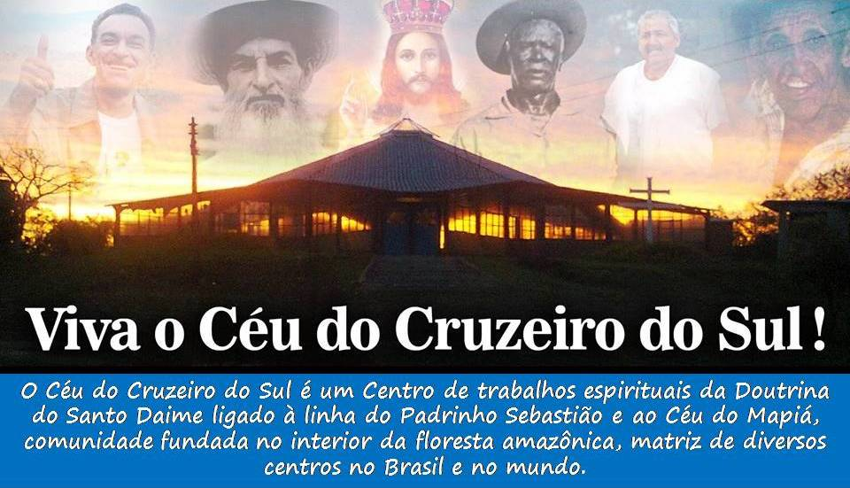 Céu do Cruzeiro do Sul