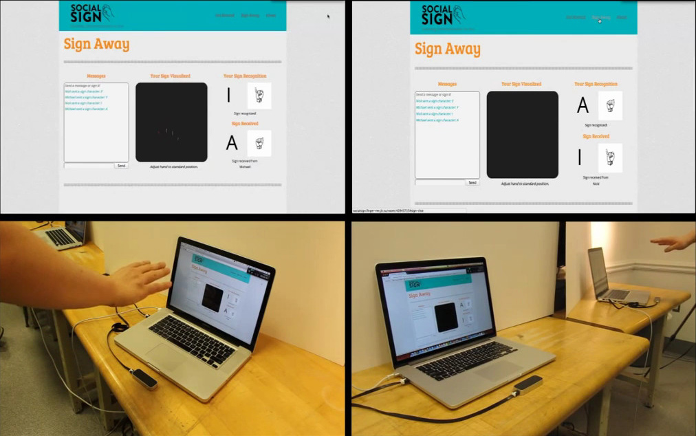 10 Most Exciting New Experiments with Leap Motion