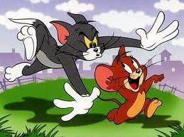 Algún día Tom se comerá a Jerry, Silvestre a Piolín y Yo a Tí(: