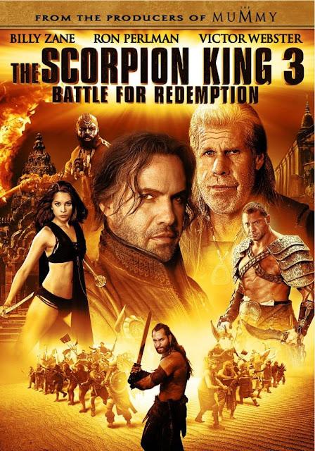 The Scorpion King 3 Battle for Redemption เดอะ สกอร์เปี้ยน คิง 3 HD 2012
