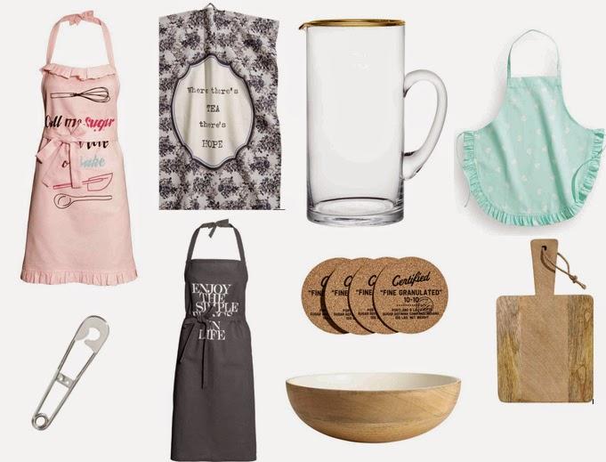 complementos de cocina H&M Home