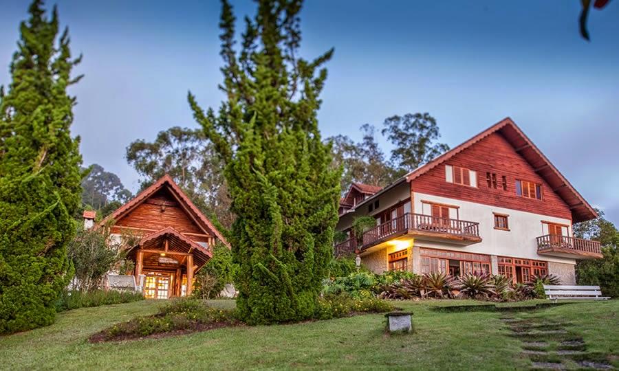 Trip Advisor premia o  Hotel Rosa dos Ventos localizado em Teresópolis com certificação por práticas de sustentabilidade
