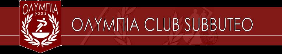 OLYMPIA Club Subbuteo