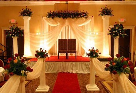 Best Wedding Stage Images Glamours Wedding Stages Royal Wedding Stages