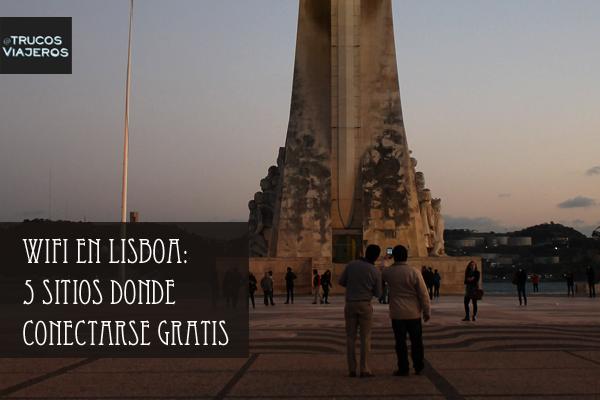 wifi en Lisboa: 5 sitios donde conectarse gratis