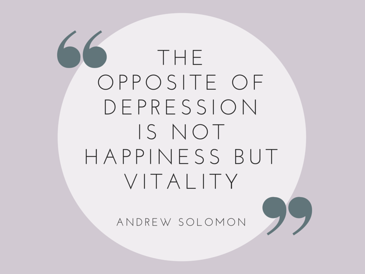 understanding depression and anxiety valuable quotes a little