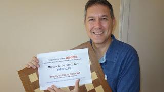 """Miguel Illescas: """"El ajedrez nunca será un deporte de masas: exige pensar demasiado"""""""