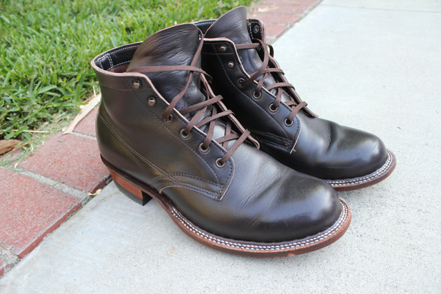 PoohBang - Vintage Gear for Guys: WHITE'S SEMI DRESS WORK BOOTS