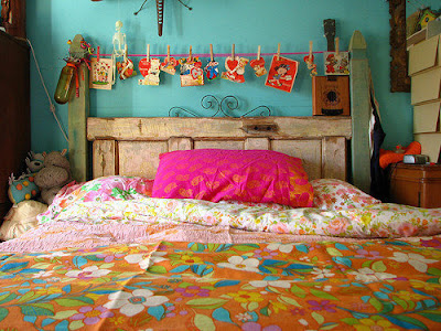turquoise bohemian bedroom ideas Ideas for Bedrooms: Bohemian Bedroom Design Bright