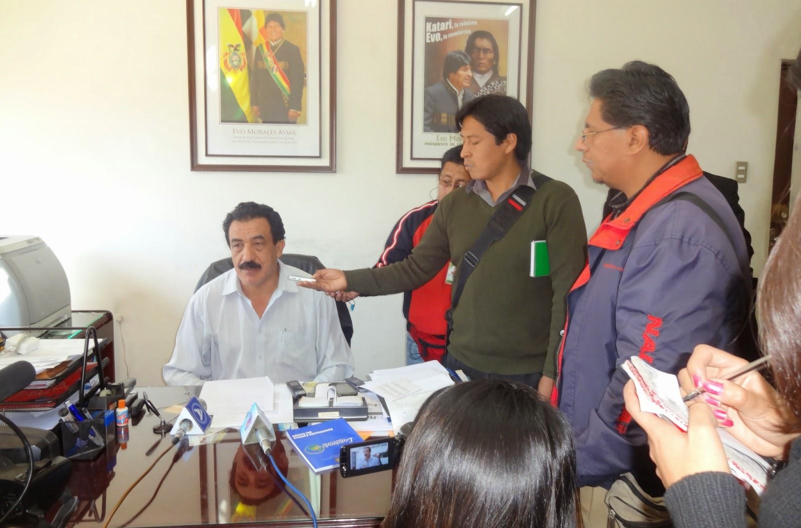 Brigada de Asambleístas de Cochabamba: julio 2014