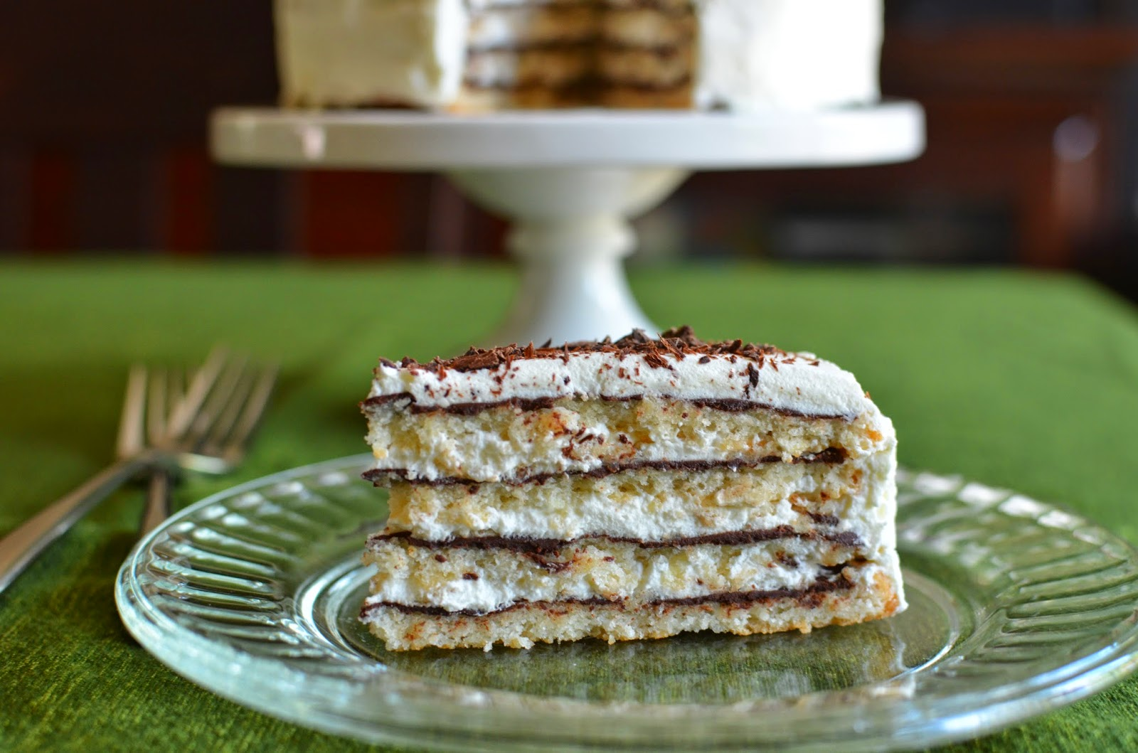 Almond Torte Cake In Castle Shannon