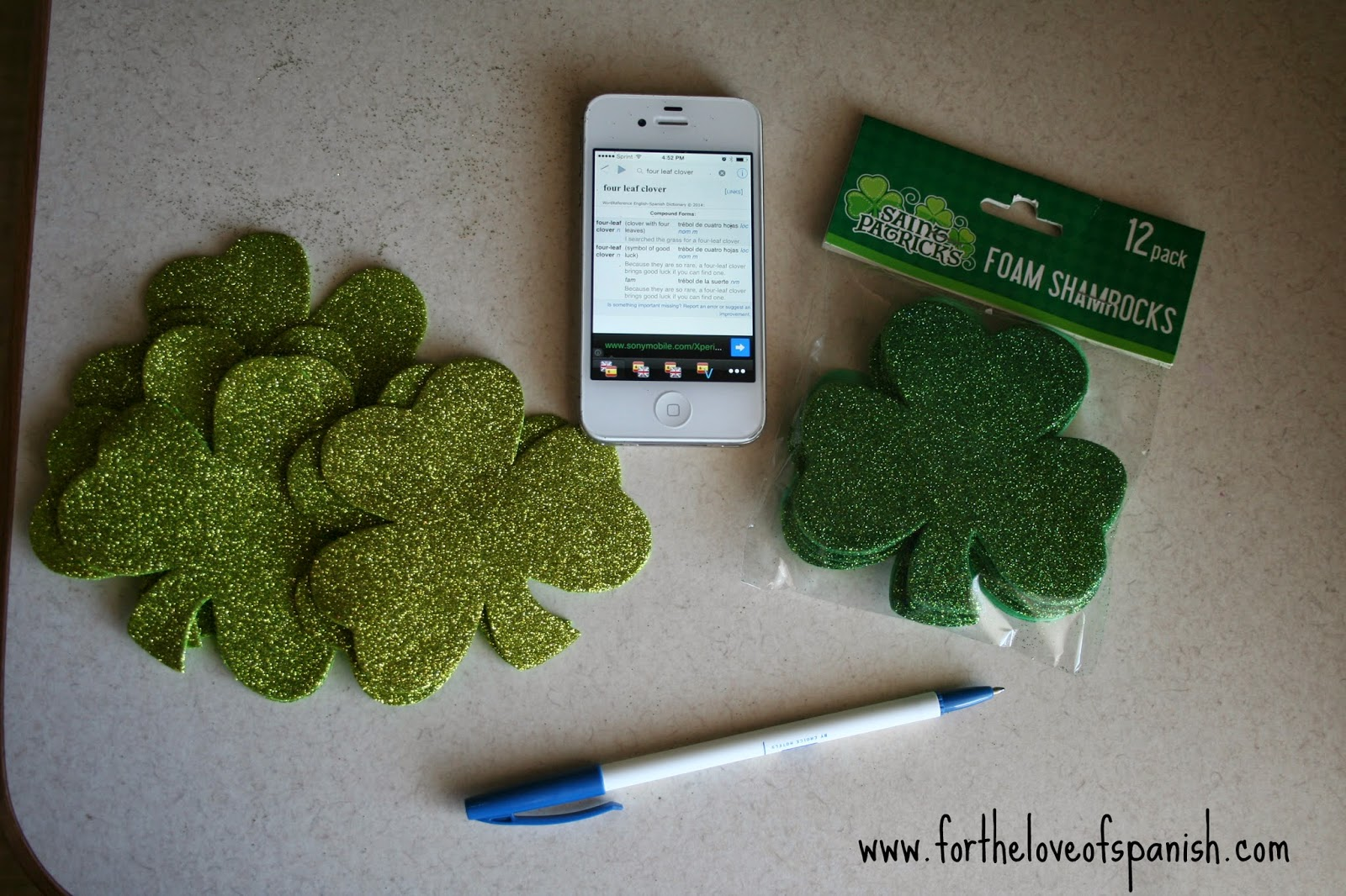 For the Love of Spanish: St. Patrick's Day Activities for the ...