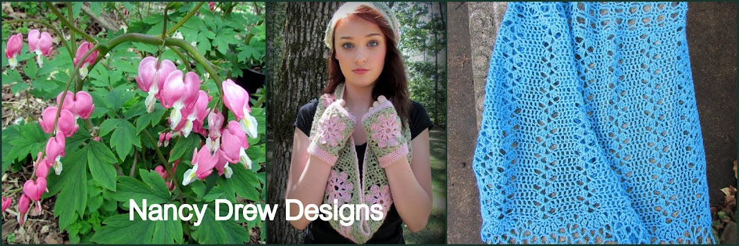 Nancy Drew Designs