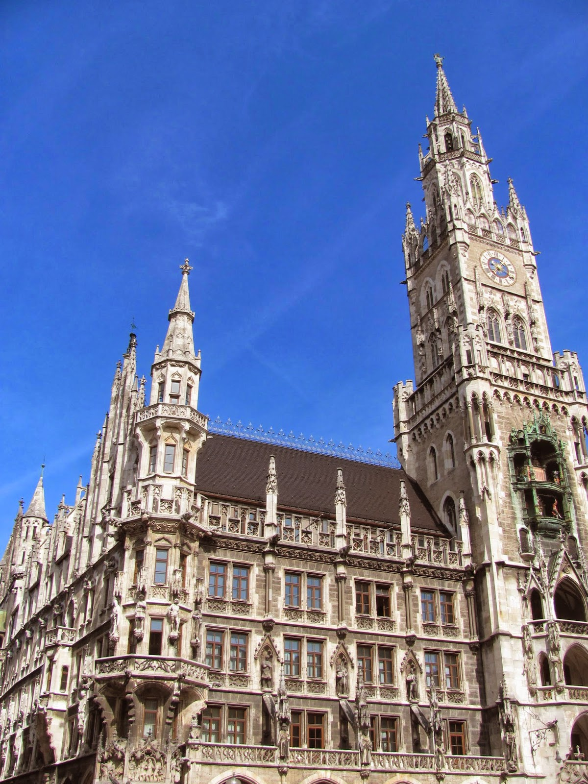 New Town Hall, Marienplatz Munich, Germany