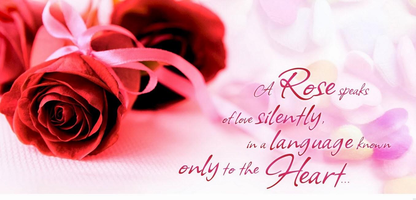 Happy Rose Day HD Wallpaper