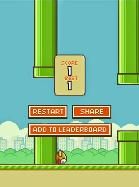 Juego Flappy Bird Online para PC