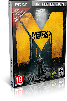 Metro: Last Light [PC] [Español]