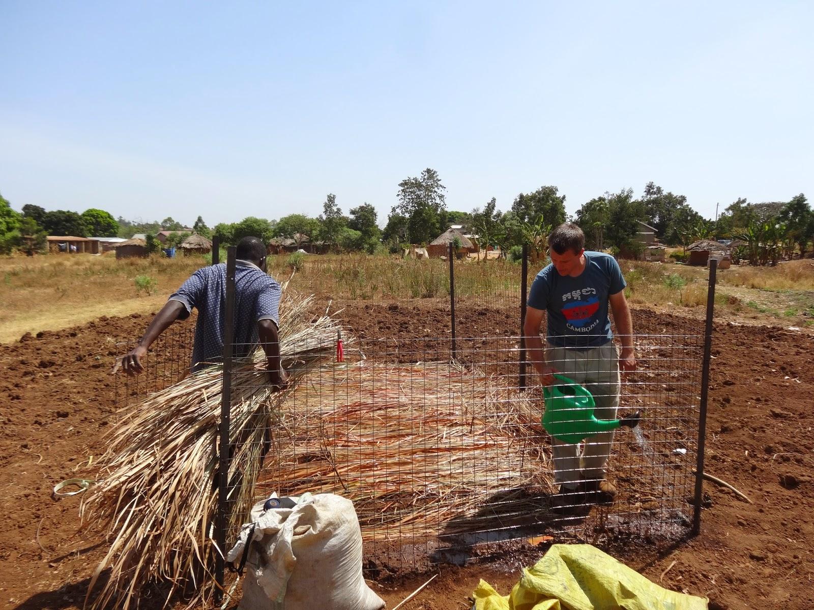 Word and Seed in Uganda: Emmanuel and Joyce\'s Demonstration Garden