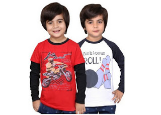 Flipkart :  Buy Kids Clothing And Get at Flat 70% off, starting at Rs.199  – BuyToEarn