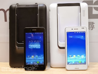 Asus Officially Revealed PadFone Mini in Taiwan