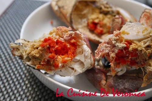 La Cuisine De Veronica 麵包蟹