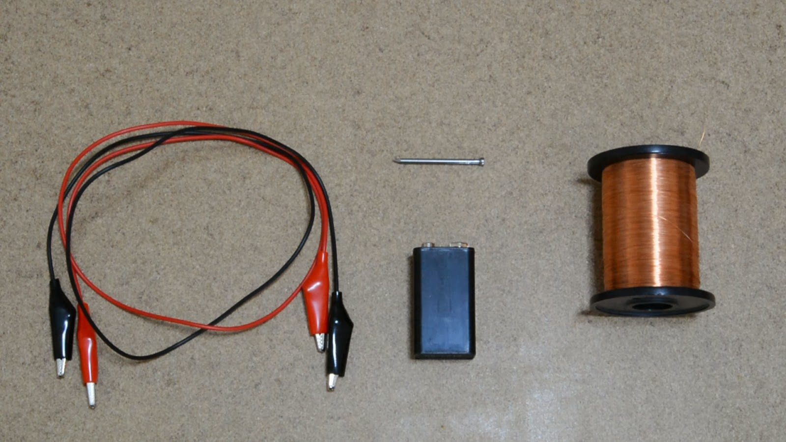 Go repairs blog how to make an electromagnet for Waste material items