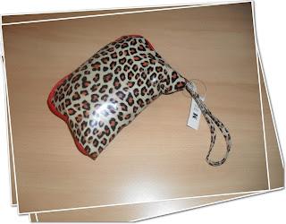 Tipsy feet bag