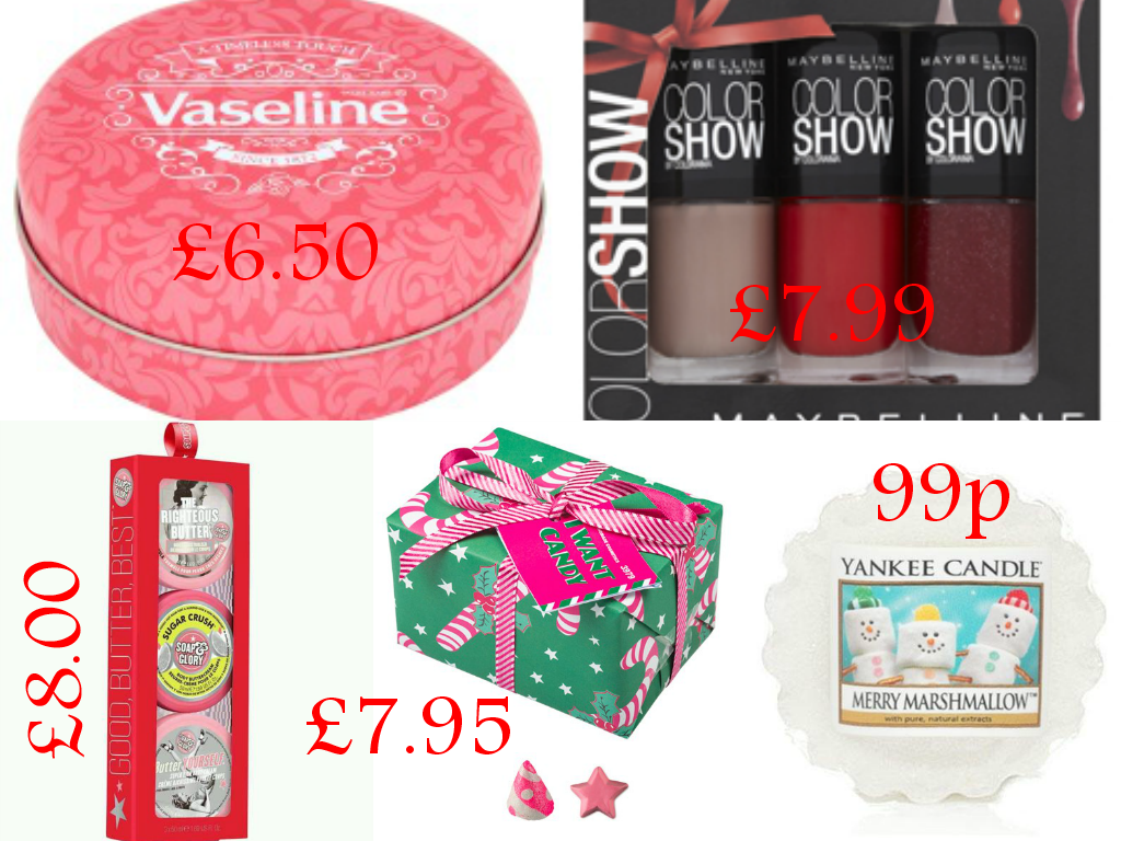 Beautycallls Christmas Gifts For Her Under 10