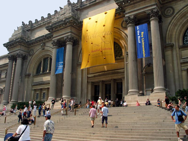 Metropolitan museum of art new york united states for Metropolitan mueseum of art