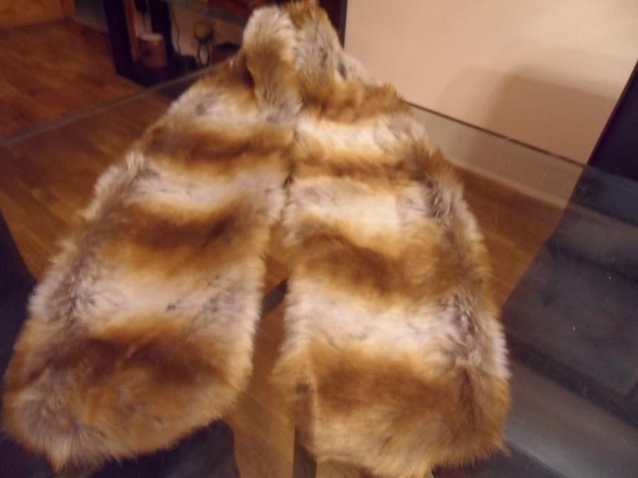Como hacen los abrigos de piel