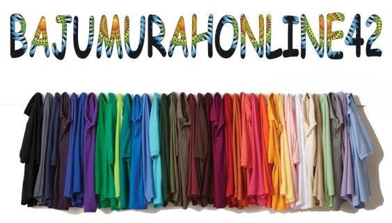 Jual Baju Bekas Murah Berkualitas