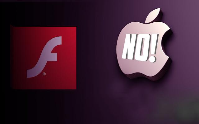 Safari blocks Flash