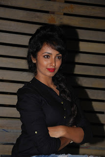 Tejaswi Madivada in Black Shirt and Denim Jeans Lovely Pictureshoot