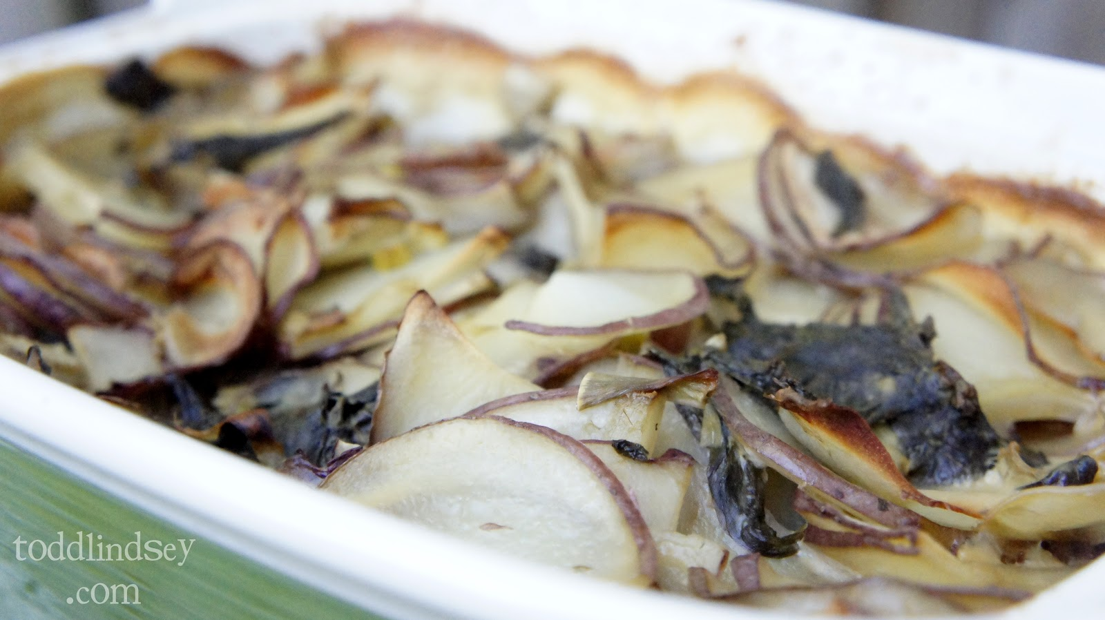 Spinach-Artichoke Scalloped Potatoes Recipes — Dishmaps