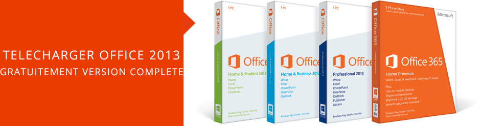 Telecharger office 2013 gratuitement version complete - Telecharger gratuitement office ...