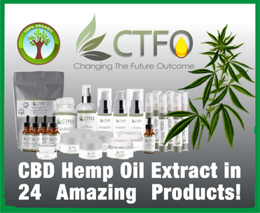 Chew The Fat Off .. Hemp Oil products