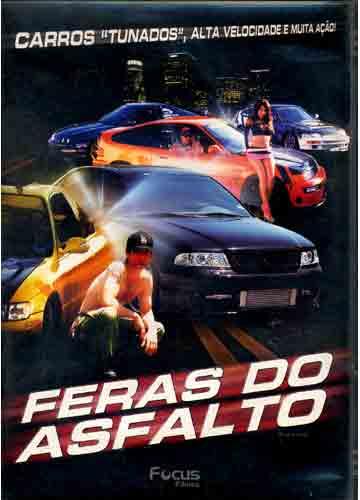 Filme Poster Feras do Asfalto DVDRip XviD & RMVB Dublado