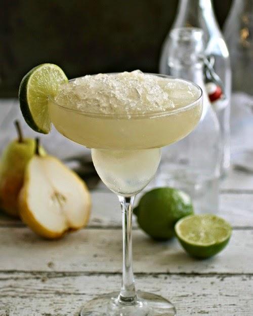 Pear Margarita