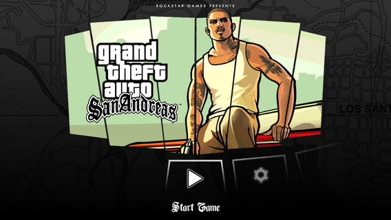 gta san andreas para android apk + datos sd