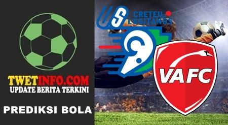 Prediksi Creteil vs Valenciennes